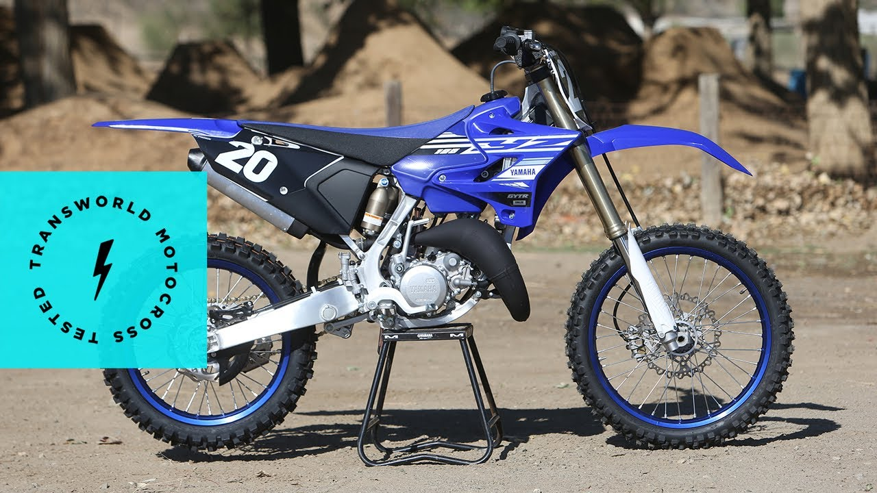 2019 Yamaha Yz125 Technical Briefing