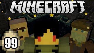 Minecraft Survival Indonesia - Menuju Portal Kegelapan! (99)