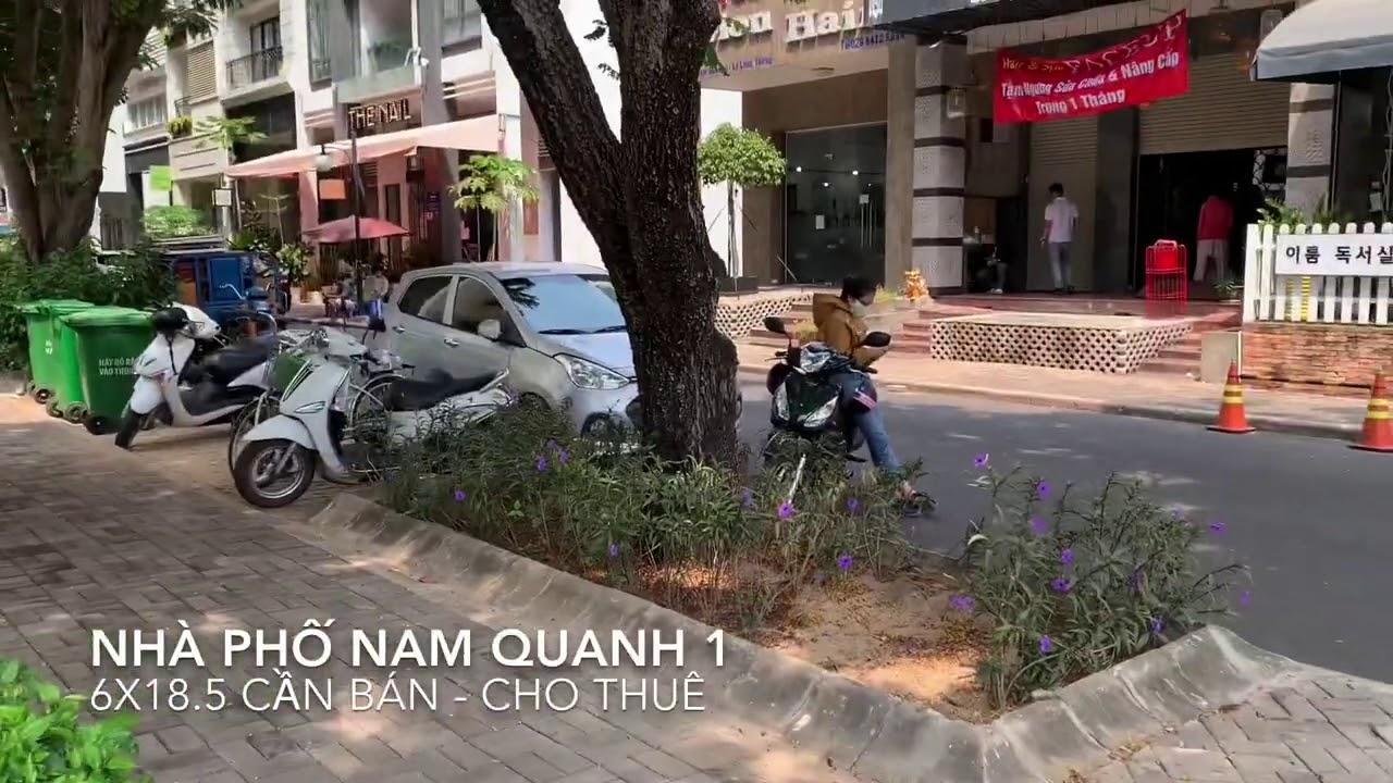 Nhà phố kinh doanh Nam Quang Phú Mỹ Hưng Quận 7 – LH 0909 86 5538