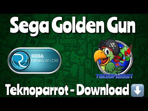 sega-golden-gun---sega-ringwide---teknoparrot---arcade--download-below!