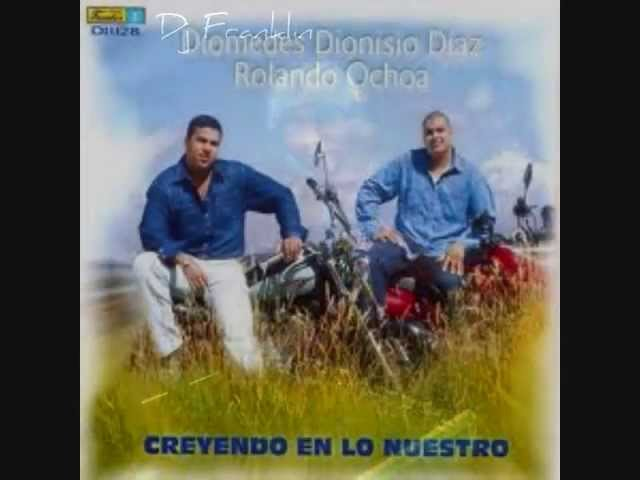 SI TE DECIDES - DIOMEDES DIAZ JUNIOR & ROLANDO OCHOA ((DJ FRANKLIN)) Videos De Viajes