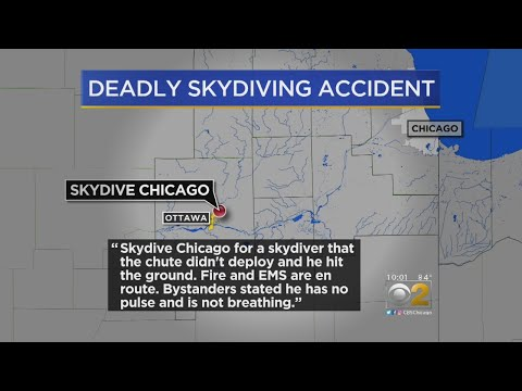 Skydiver Killed After Parachute Failed To Deploy