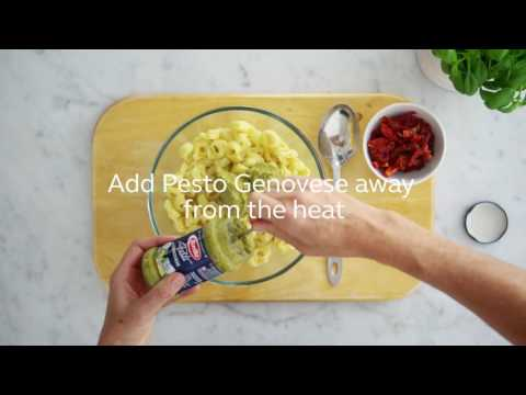 how-to-make-three-cheese-tortellini-with-pesto-genovese