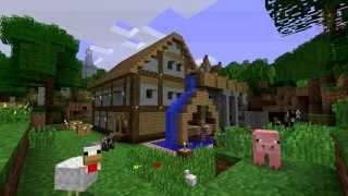 MineNews [Обновление Minecraft Pocket Edition 0.7.3] {rus/eng subtitles}