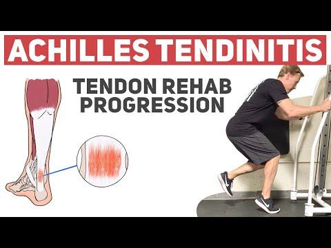 Achilles Tendinitis Rehab