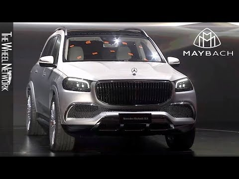 Mercedes-Maybach GLS World Premiere in China | Ultra Luxury SUV Reveal