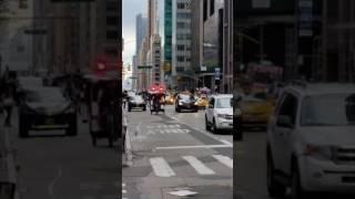 FDNY Ambulance Responding 6th Ave