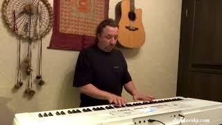 Работы учеников - А. Яров - Enjoy the Silence (Depeche Mode cover) - Уроки фортепиано скайп онлайн