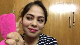 GlamsFirstHit_1 How to make up with only 3 products under Rs. 100