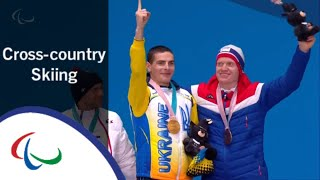 Victory Ceremony | Men's long distance standing | Nordic skiing | PyeongChang2018