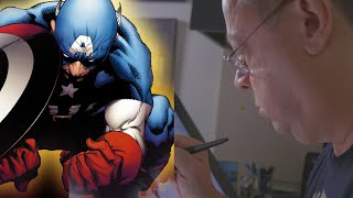 Man behind Marvel shares his real-life heroic journey
