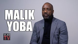 Malik Yoba: New York Undercover was \