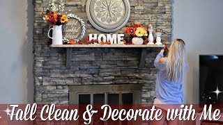 FALL CLEAN AND DECORATE WITH ME 2018 // BEAUTY AND THE BEASTONS