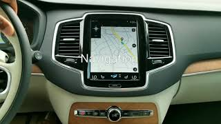 Voice Command to control your automobile featuring Volvo XC90 Inscription