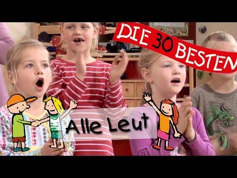 Alle Leut' - Singen, Tanzen und Bewegen    Kinderlieder