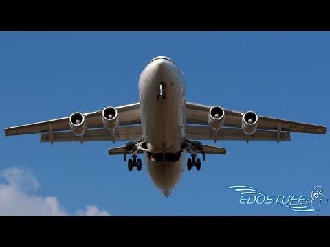 Split Airport SPU/LDSP - Half Hour of Plane Spotting - Episode 10