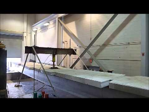 Testing of Precast Concrete Bridge Girder Composite with Precast Concrete  Deck Panel System (NUDECK)