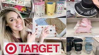 target dollar spot shop with me