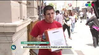 LOS BUENOS GESTOS DE LA SEMANA
