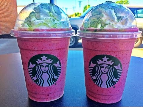 What S In The Mermaid Frappe
