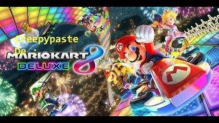 Creepypasta de Mario Kart 8 Deluxe
