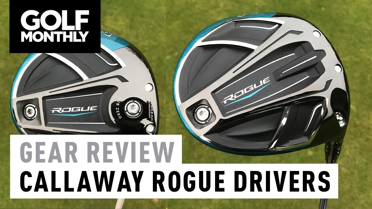 Callaway Rogue vs Rogue Sub Zero | Driver Test | Golf Monthly
