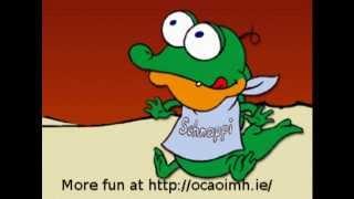 The Schnapi - Das Kleine Krokodil(Tässä tuli mielee että laitan tälläsen., 2010-06-03T14:31:09.000Z)