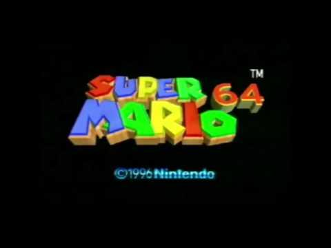 Super Mario 64 Official Trailer