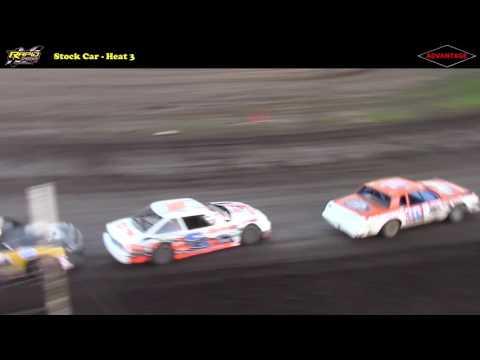 Iron Man Stock Cars -- 6/2/17 -- Rapid Speedway