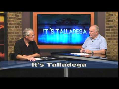 It's Talladega w/ Tom Lutchendorf