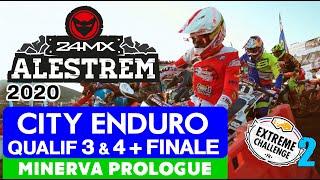24MX ALESTREM 2020 | SUPER ENDURO 2/2 | Qualification 3 & 4 Final  | super enduro