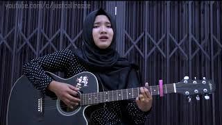 Gambar cover Maafkan aku - D'bagindas || original cover by JustCall Rosse