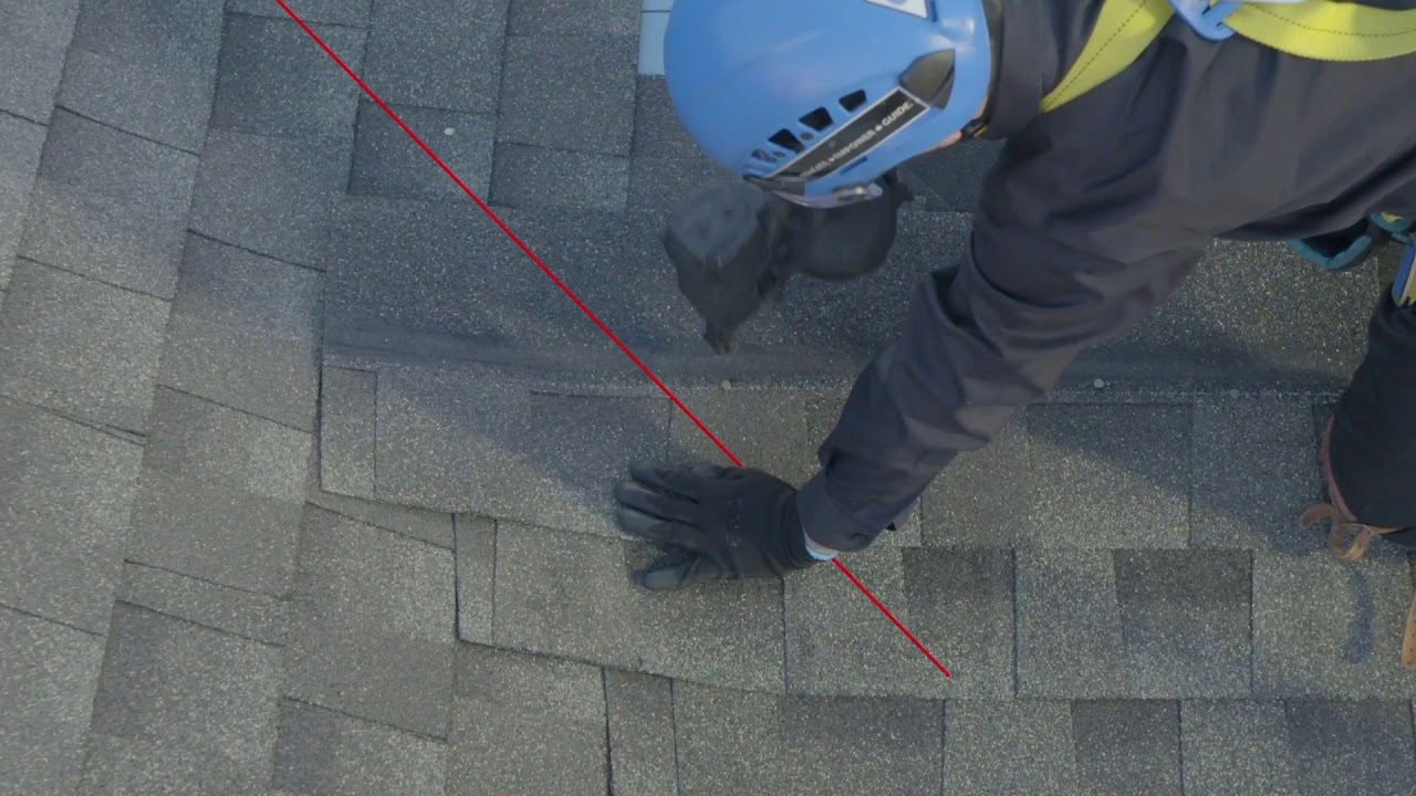 How To Install Timberline Hd Shingles With The Closed Cut