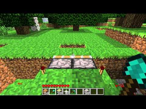 Minecraft k che bauen