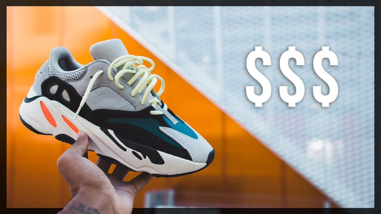 593af36aaba90  1000 SKECHERS !    yeezy waverunner review + on feet - YouTube