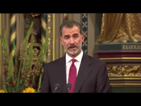 Statement by His Majesty King Felipe VI in the Parliament of the United Kingdom
