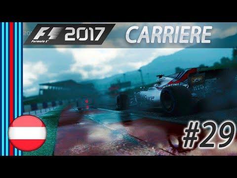 F1 2017 Mode Carrière S2E09 [FR] - LA DOUCHE AUTRICHIENNE