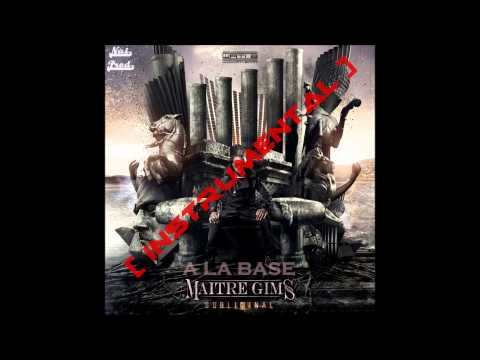 Naj Prod - A la base de Maitre Gims [Instrumental]