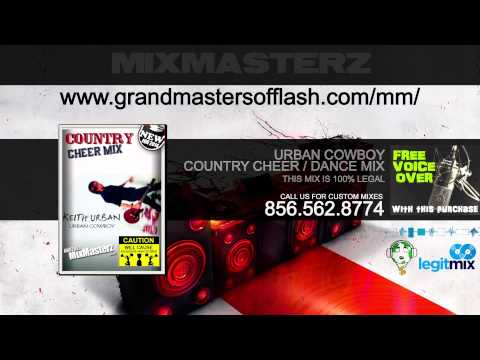 Country Cheer Music Mix - Keith Urban - Days Go By
