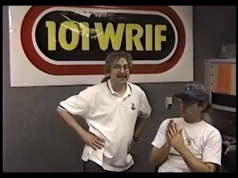 101 WRIF Drew&Mike Delbert 25thAnniversaryParty