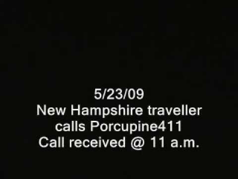 NH: Fed checkpoint on I-93?
