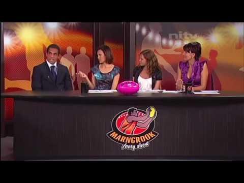 Chris Yarran - Marngrook Footy Show