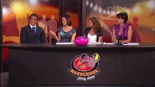 Chris Yarran - Marngrook Footy Show
