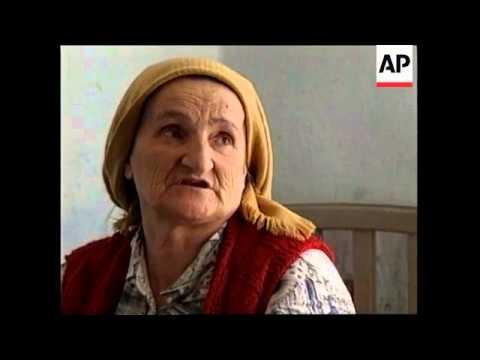 ALBANIA: KOSOVO CRISIS: POST TRAUMATIC STRESS SYNDROME