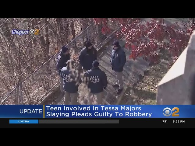 Update\: Teen Connected To Death Of Tessa Majors Pleads Guilty To Robbery