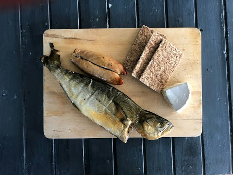 Catch And Cook Sydney Harbour, Smoked Fish Recipe With The Food Alchemist