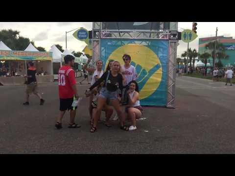 HANGOUT MUSIC FEST 2017 VLOG