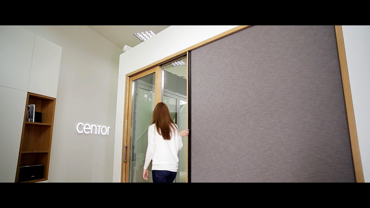 & Centor Integrated Doors - YouTube pezcame.com