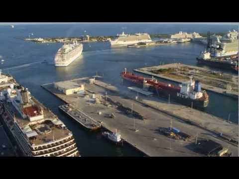 Port Everglades Overview - The Evolution of Port Everglades