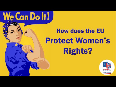 How Does the EU Protect Women